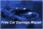 free car damage repair